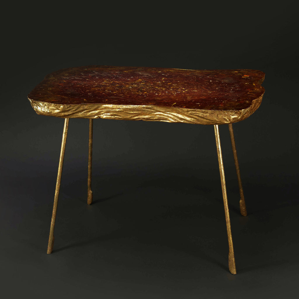 Twenty First Gallery Helene de Saint Lager Manhattan Side Table