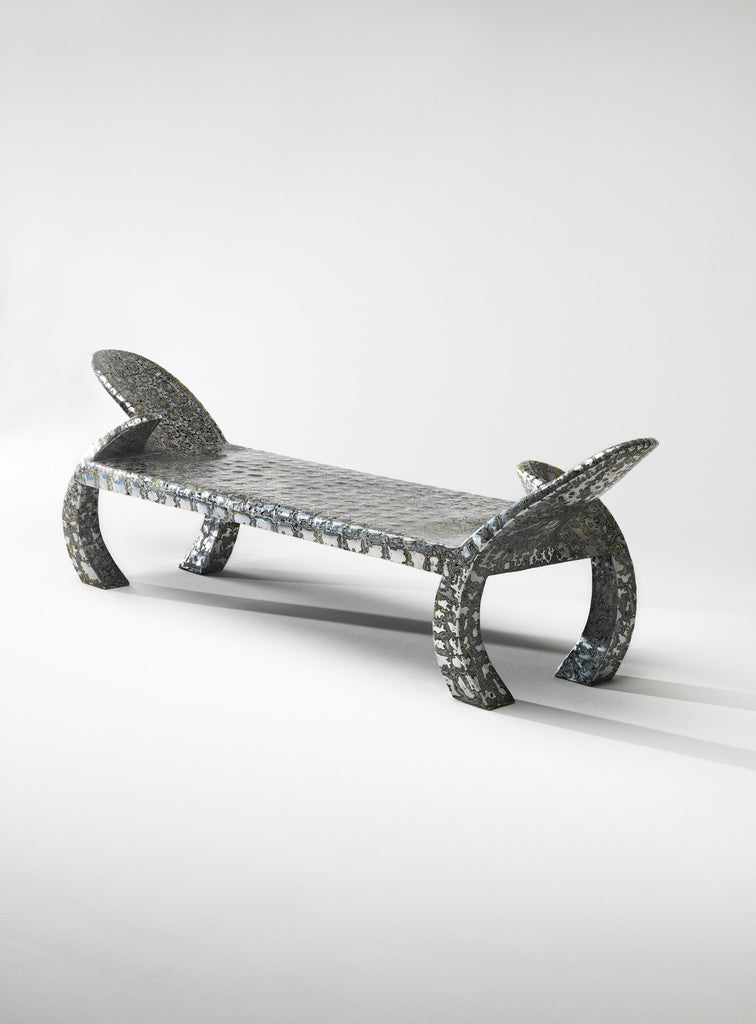 Twenty First Gallery Roland Mellan Cleopatre Bench
