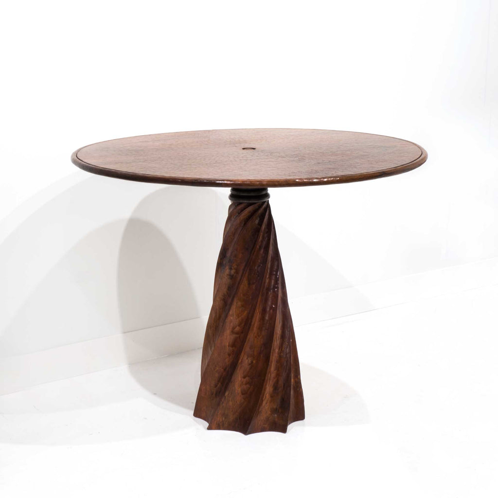Twenty First Gallery Anne Vincent Corbiere Dervish Side Table Gueridon