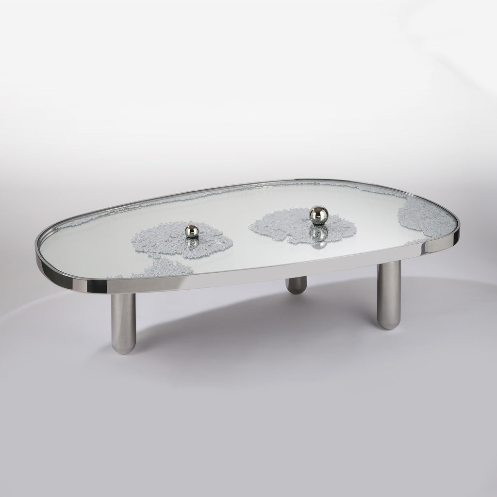 Twenty First Gallery Hubert Le Gall Frissons Low Coffee Table