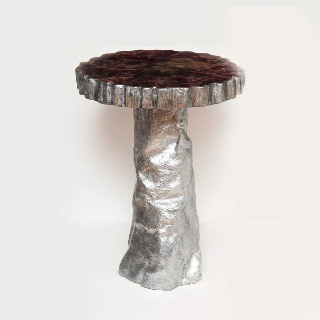 Twenty First Gallery Helene de Saint Lager Amethyste Side Table