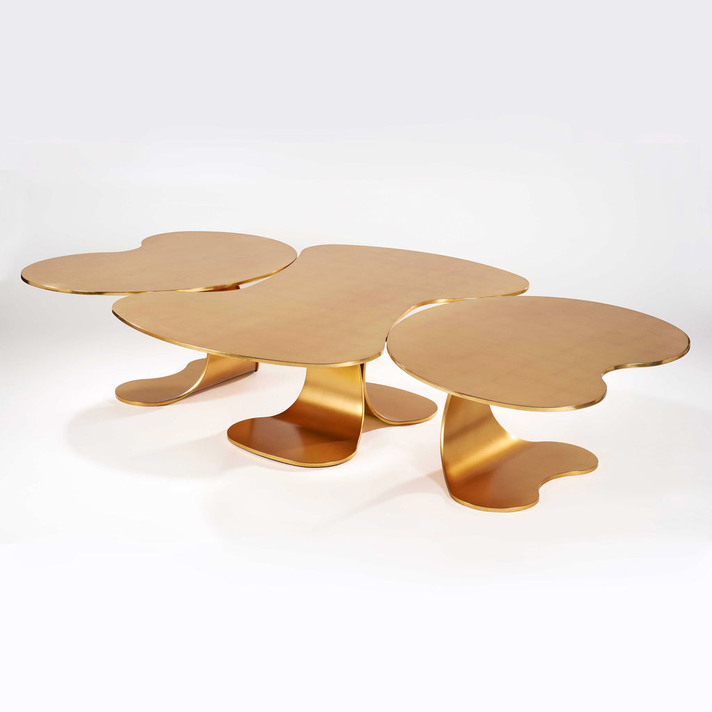 Twenty First Gallery Hubert Le Gall Cyclades Dorees Coffee Table