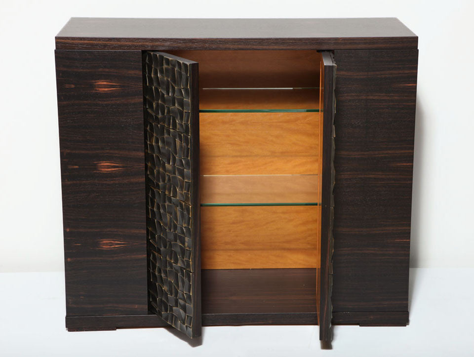 Twenty First Gallery Piotr Sierakowski Hotel George Buffet Commode Cabinet