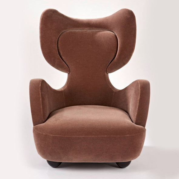Twenty First Gallery Hubert Le Gall Dumbo Arm Chair Upholstered