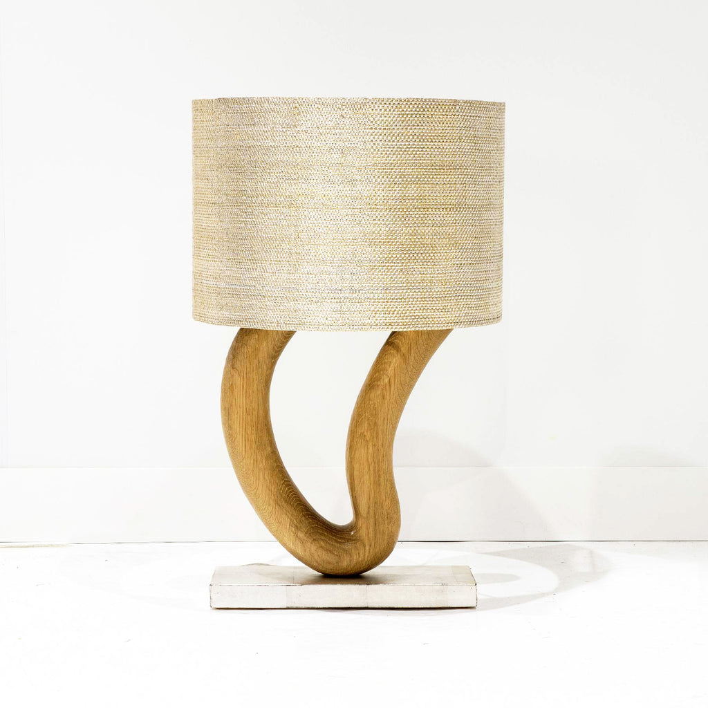 Twenty First Gallery Anne Vincent Corbiere Grande Zaza Table Lamp Light