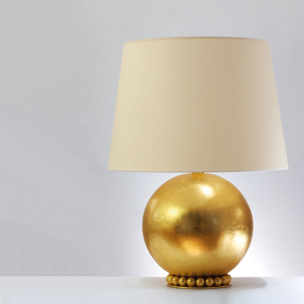 Twenty First Gallery Nicolas Aubagnac Luna Table Lamp Light