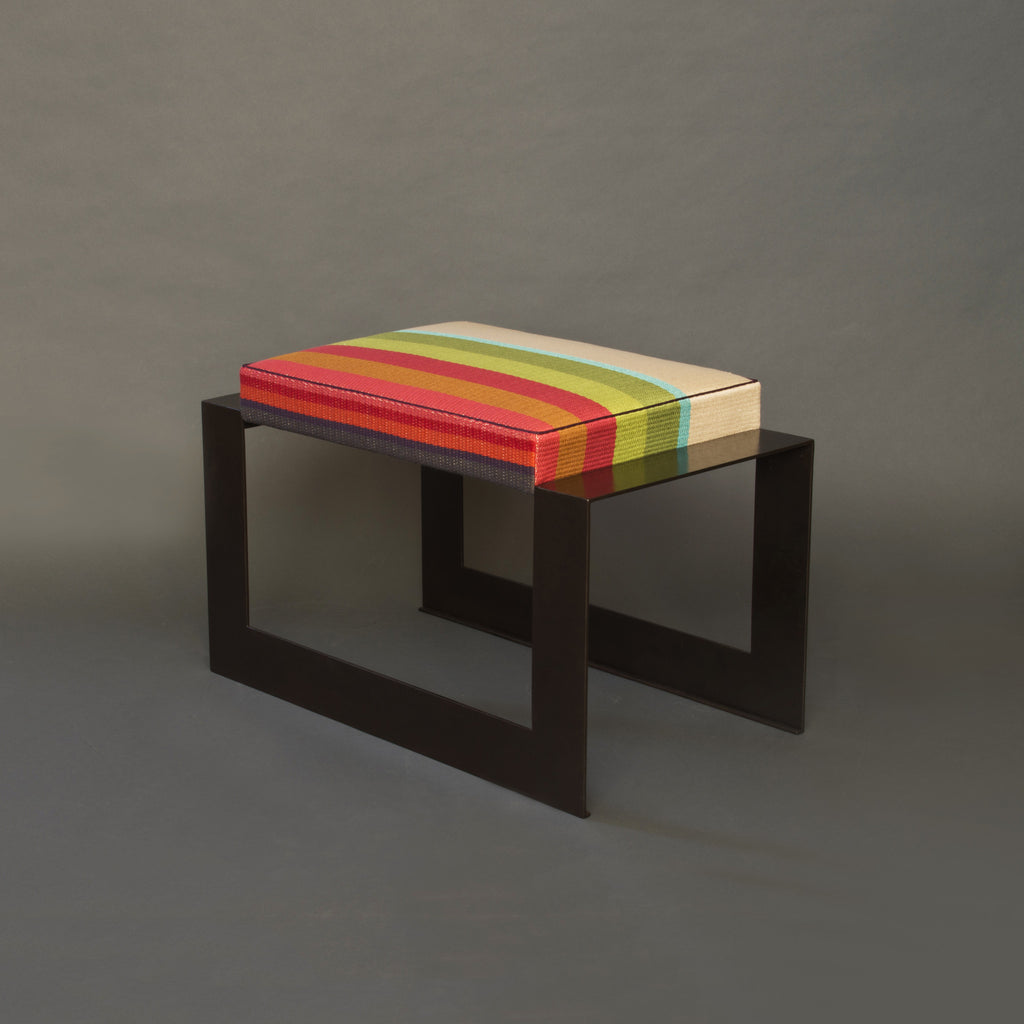 Twenty First Gallery Anne Vincent Corbiere M42 Stool