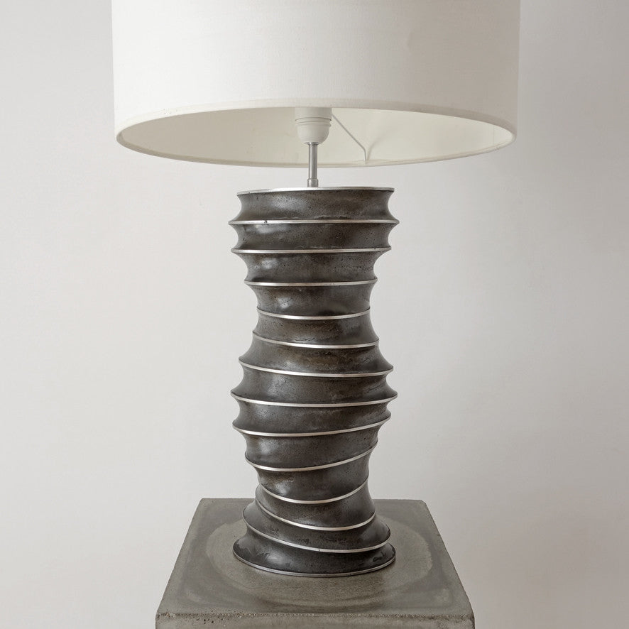 Twenty First Gallery Mathilde Penicaud ADNL Lamp Concrete