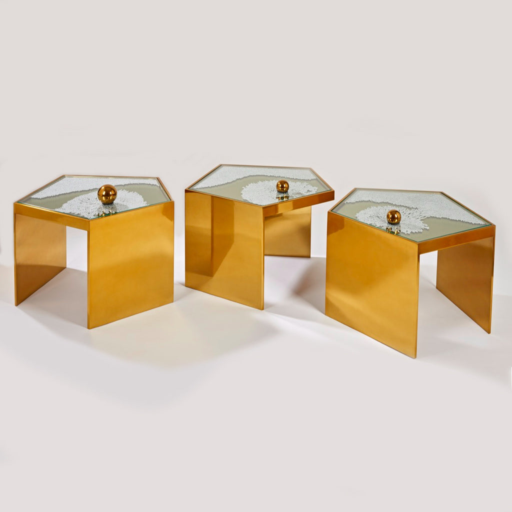 Twenty First Gallery Hubert Le Gall Mini Frissons Side Table