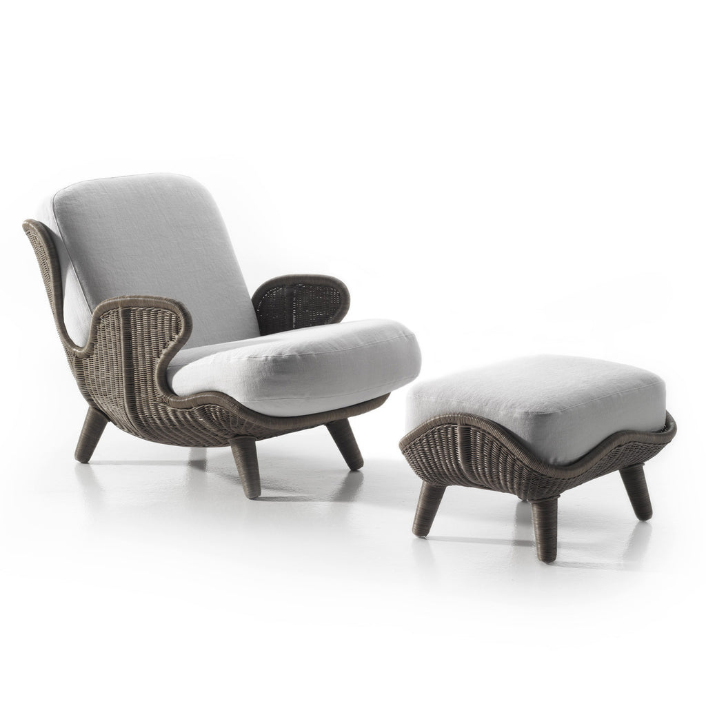 Twenty First Gallery Mattia Bonetti Siesta Lounge Chair