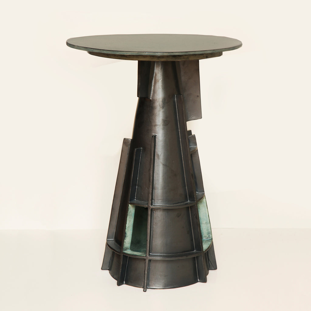 Twenty First Gallery Francois Salem Noir Side Table