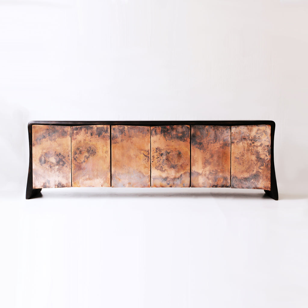 COPPER SIDEBOARD