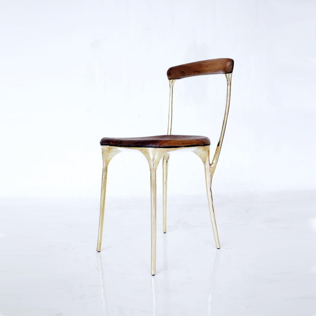 BRASS CHAIR