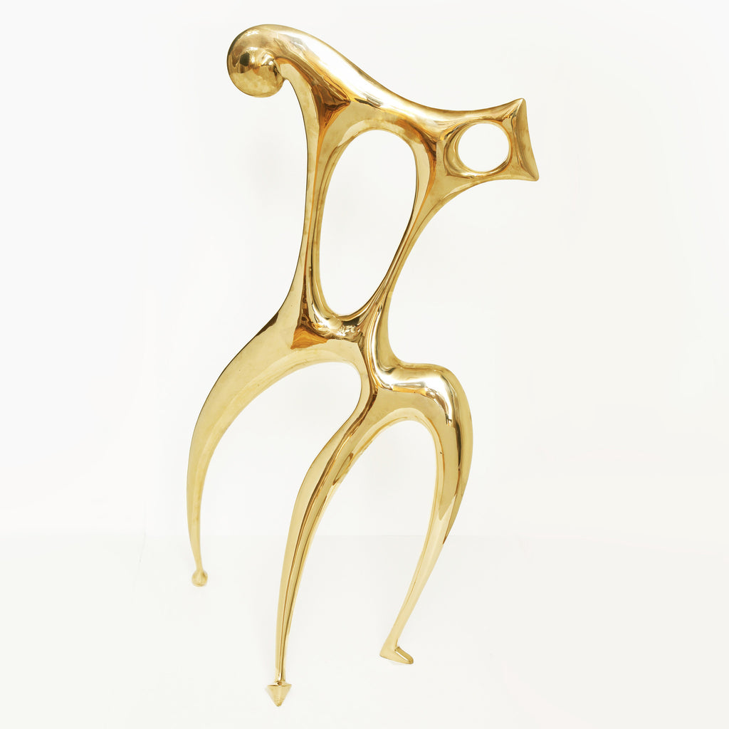 Twenty First Gallery Pucci De Rossi Valet Sculpture