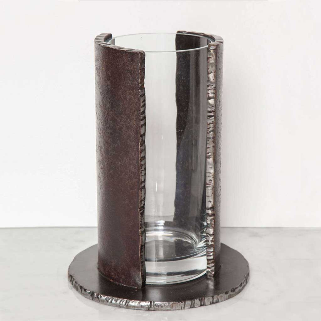 Twenty First Gallery Bernar Venet Vase