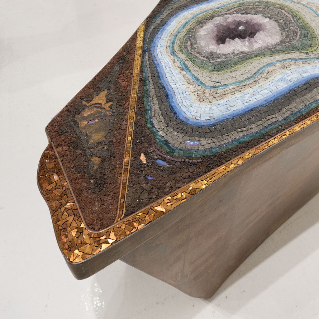 Twenty First Gallery Beatrice Serre Mineralis Coffee Table