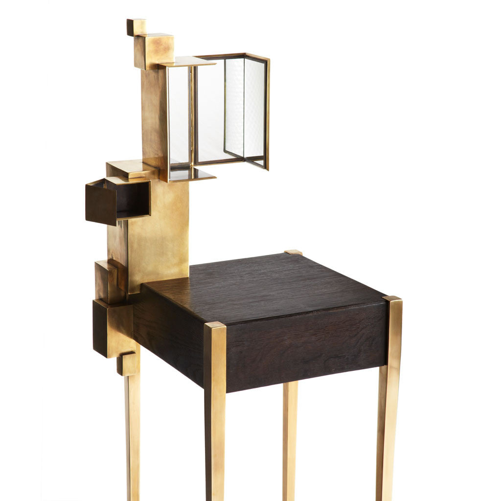 Twenty First Gallery Erwan Boulloud Coiffeuse Dressing Table Cabinet