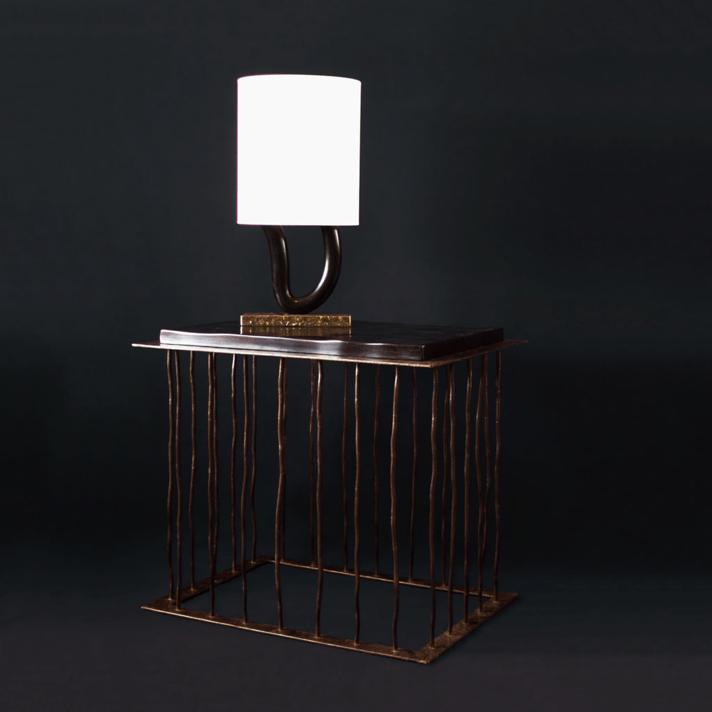 Twenty First Gallery Anne Vincent Corbiere Cage Console