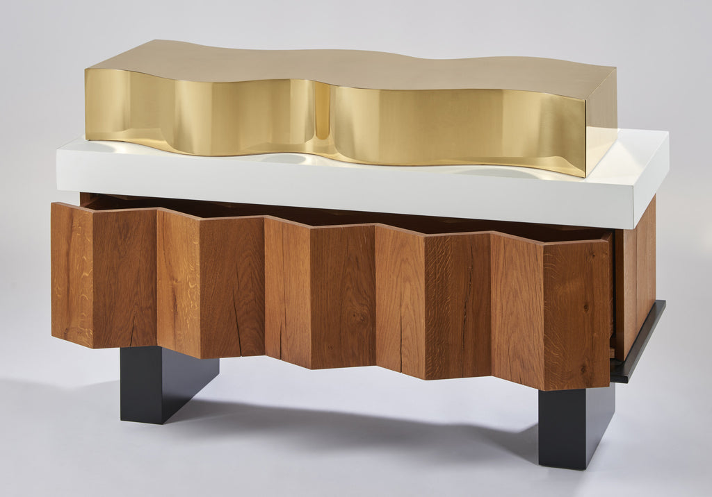Twenty First Gallery Hubert Le Gall 3 Strates Cabinet