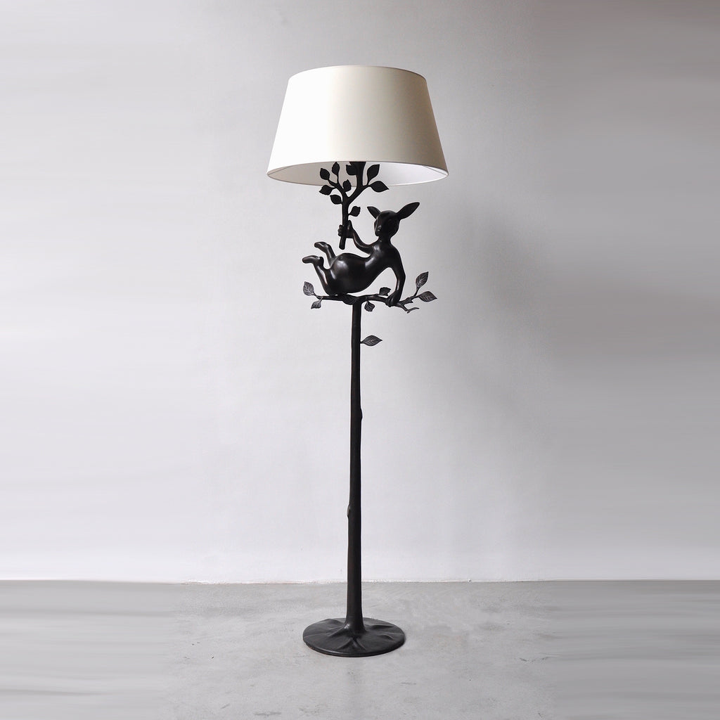 Twenty First Gallery Hubert Le Gall Odilon Floor Lamp Light