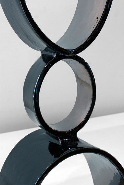 Twenty First Gallery Francois Salem Etrier Side Table