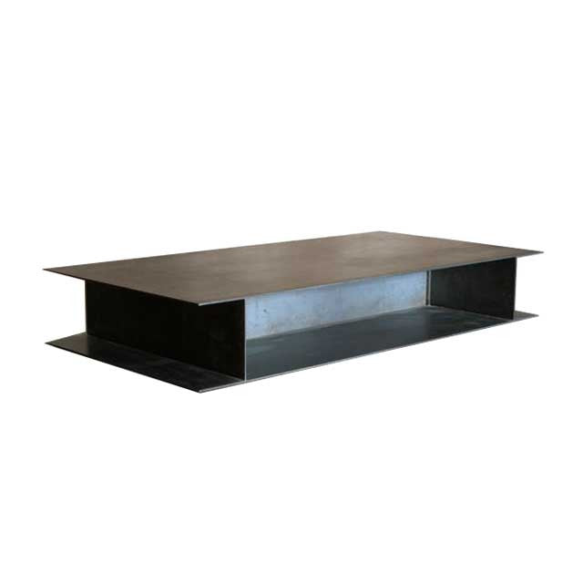Twenty First Gallery Bernar Venet Coffee Table