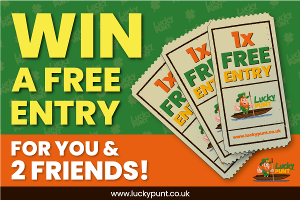 Win 3x free entries!