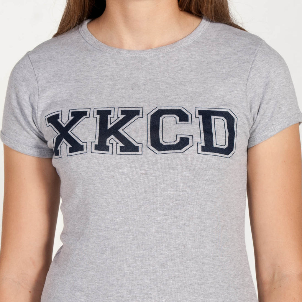 Xkcd shirt design - From 19 00 Xkcd College Style Shirt