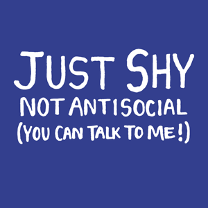 Image result for shy