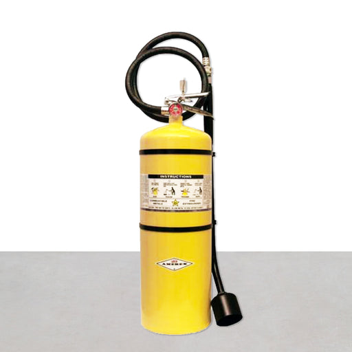 12KG Class D Sodium Chloride Fire Extinguisher