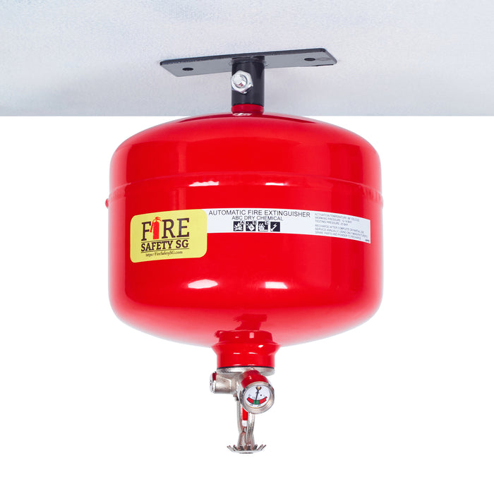 2.5KG Automatic Fire Extinguisher