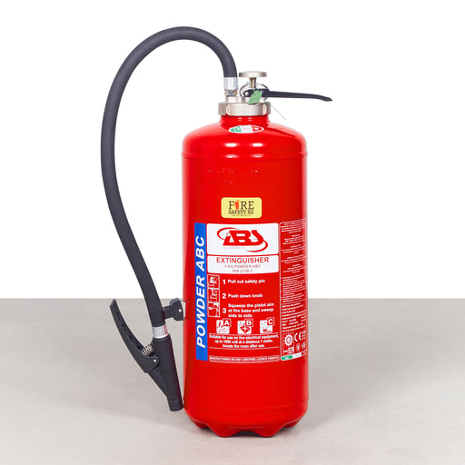 9KG AB Marine Cartridge Fire Extinguisher