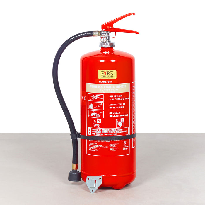 9L Foam Marine Cartridge Fire Extinguisher
