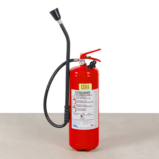 12KG Powder Class D Fire Extinguisher