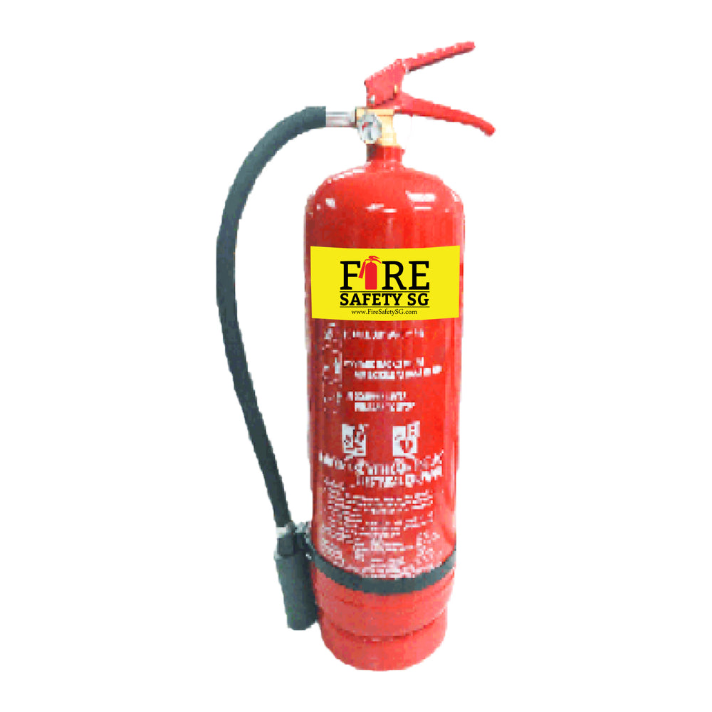 4KG Clean Agent Fire Extinguisher