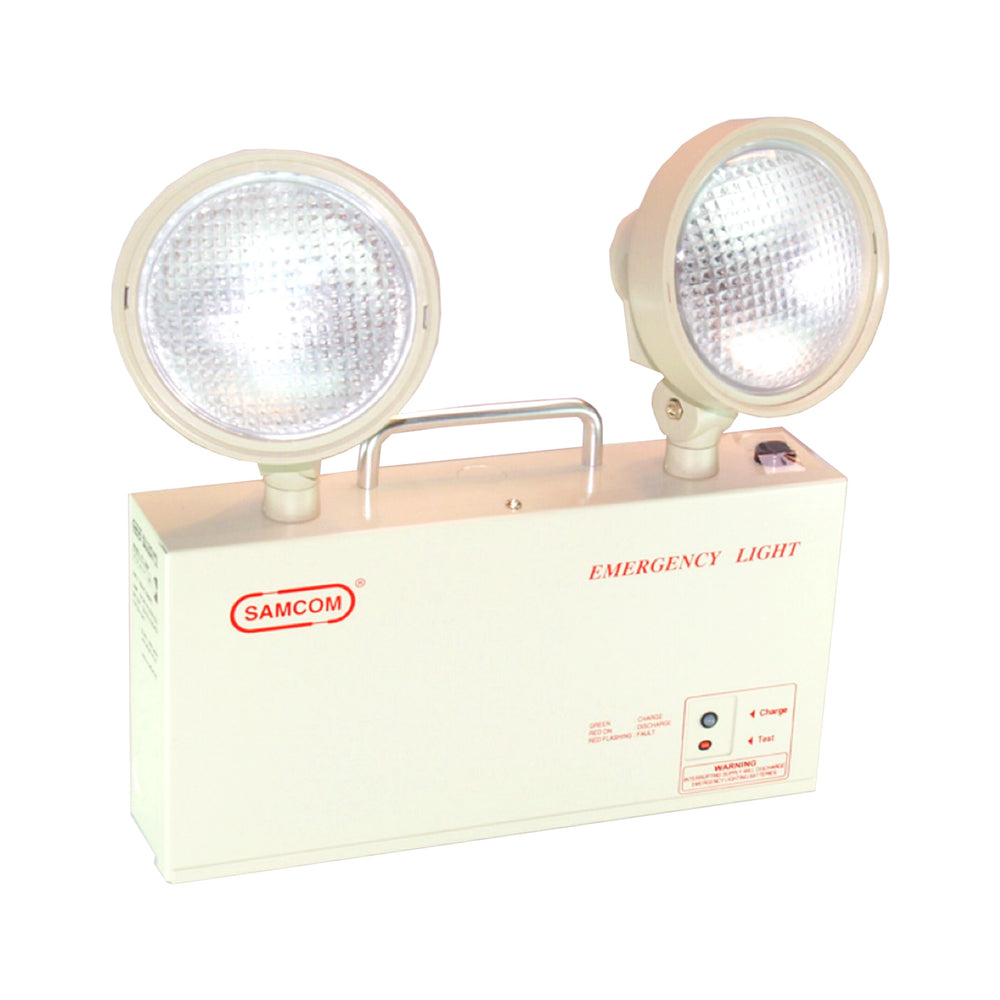 Emergency Light (Halogen Twin Light)