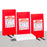 Fire Protection Blanket (3pcs Fire Blanket 1.8m x 1.8m)