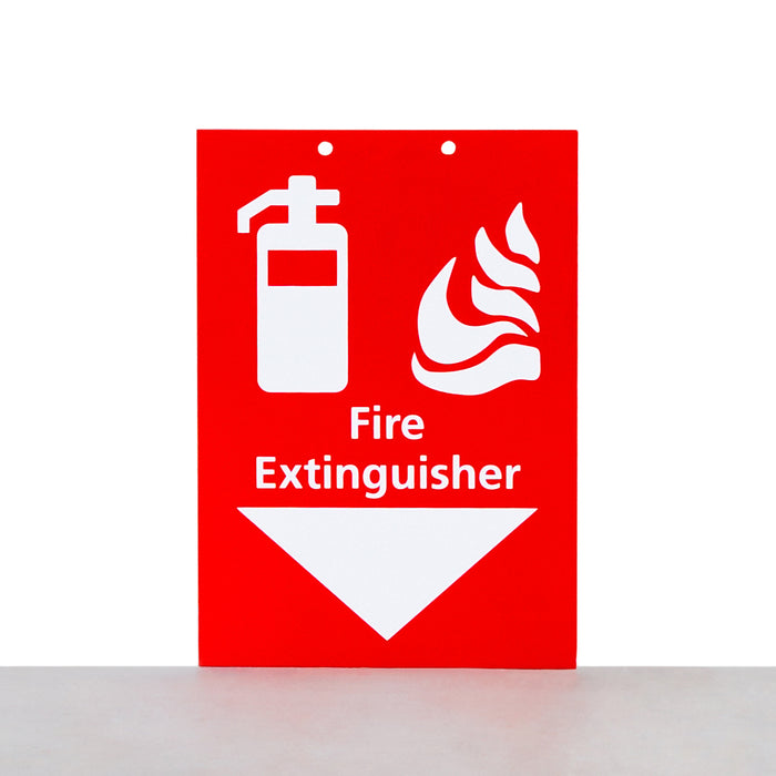 Fire Extinguisher Signage (Hanging)