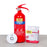 Home Fire Alarm Device (10 Years) & 3KG Home Fire Extinguisher Set (1pc each)