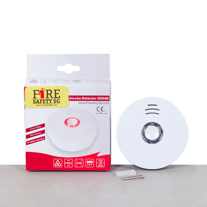 Home Fire Alarm Device (10 Years)