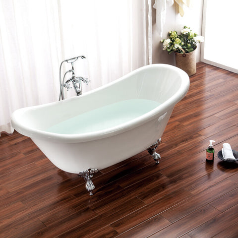 15122 Freestanding Bathtub