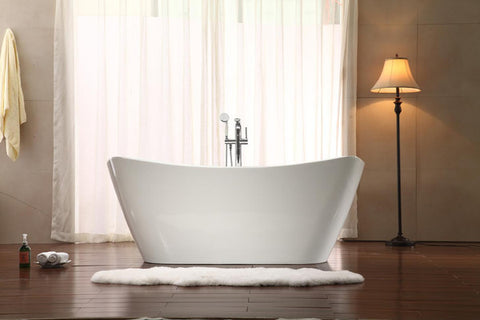 15126 Freestanding Bathtub