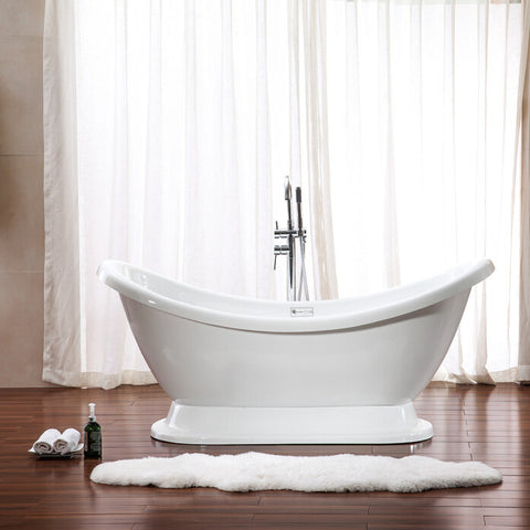 15127 Freestanding Bathtub