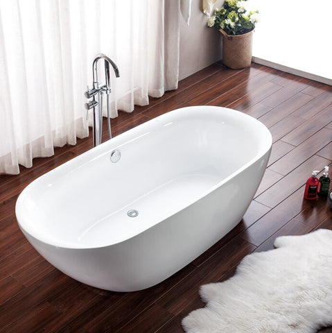 15130 Freestanding Bathtub.