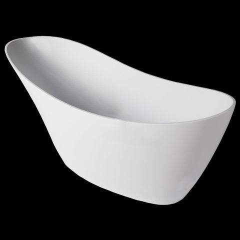 "XBT1229 Solid Surface Matt finish Bathtub Width 66.14"" X Depth 29.92"" X Height 32.28"""