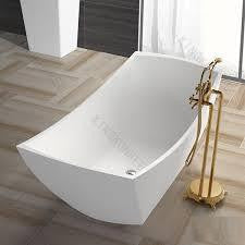 "Tub # XBT1242  Solid Surface Matt Finish Bathtub  Width 70.67"" X Depth 33.07"" Height 24.41"""