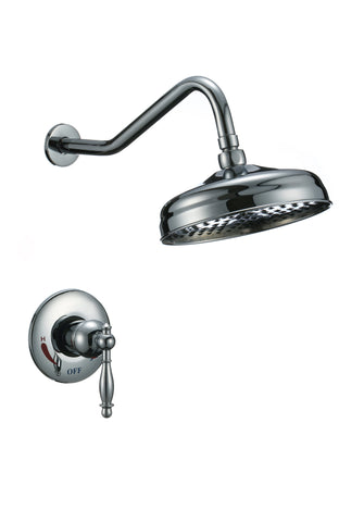 XSH102-CP Doccia Ligante Shower Chrome-Plated