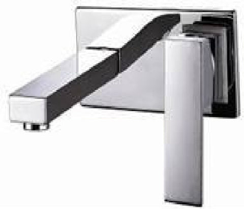 XF1204 Evolution Single Lever Handle Wall-Mounted Faucet