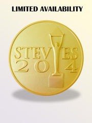 2014 Stevie Gold Medallion