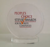 People's Choice Stevie Award for Favorite Companies